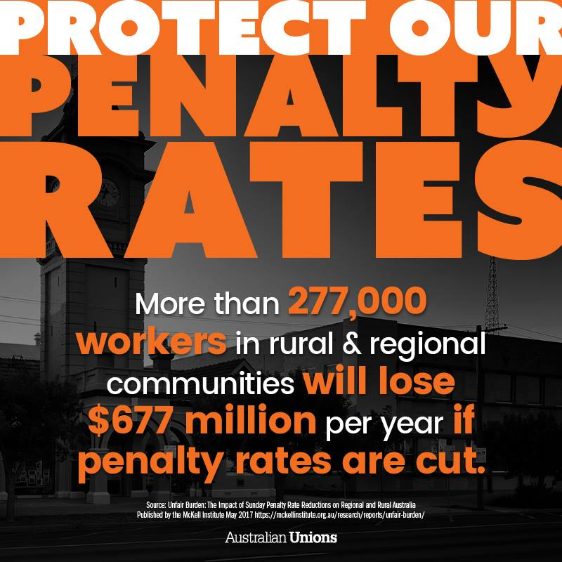 170521 regional workers penalty rates actu