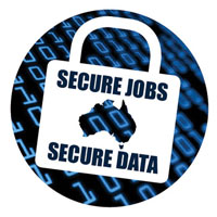 secure jobs secure data circle200pxw