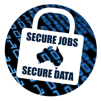 secure jobs secure data circle350pxw
