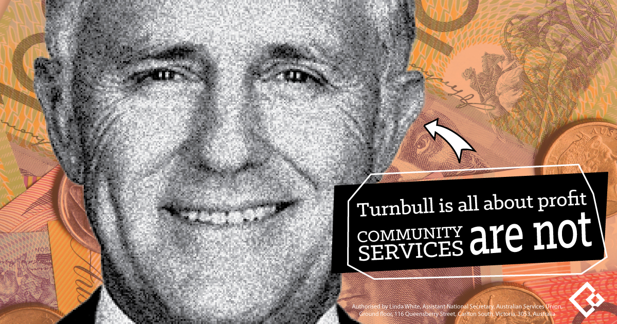 160623 turnbull for profit not comm services meme1200pxw