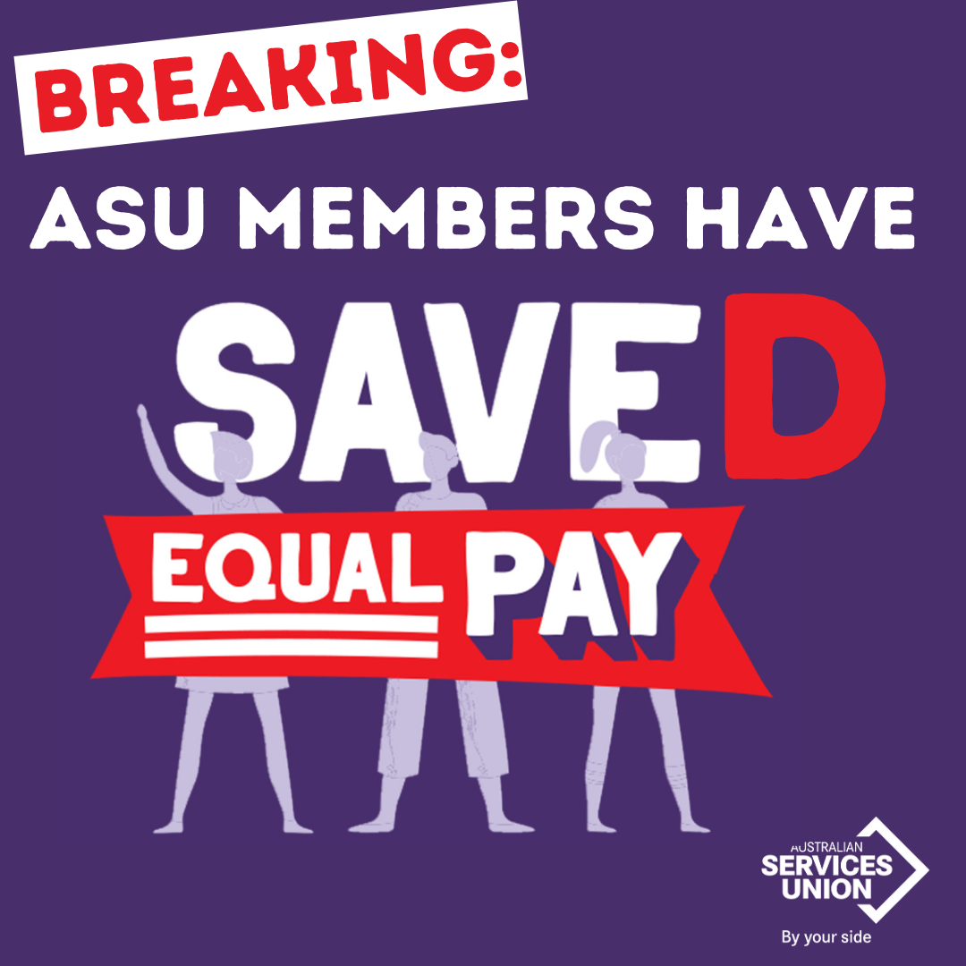 saved equal pay